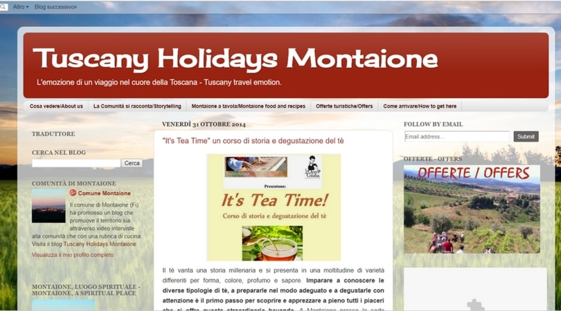 Tuscany Holidays Montaione